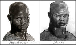 Comparison - Djimon Hounsou