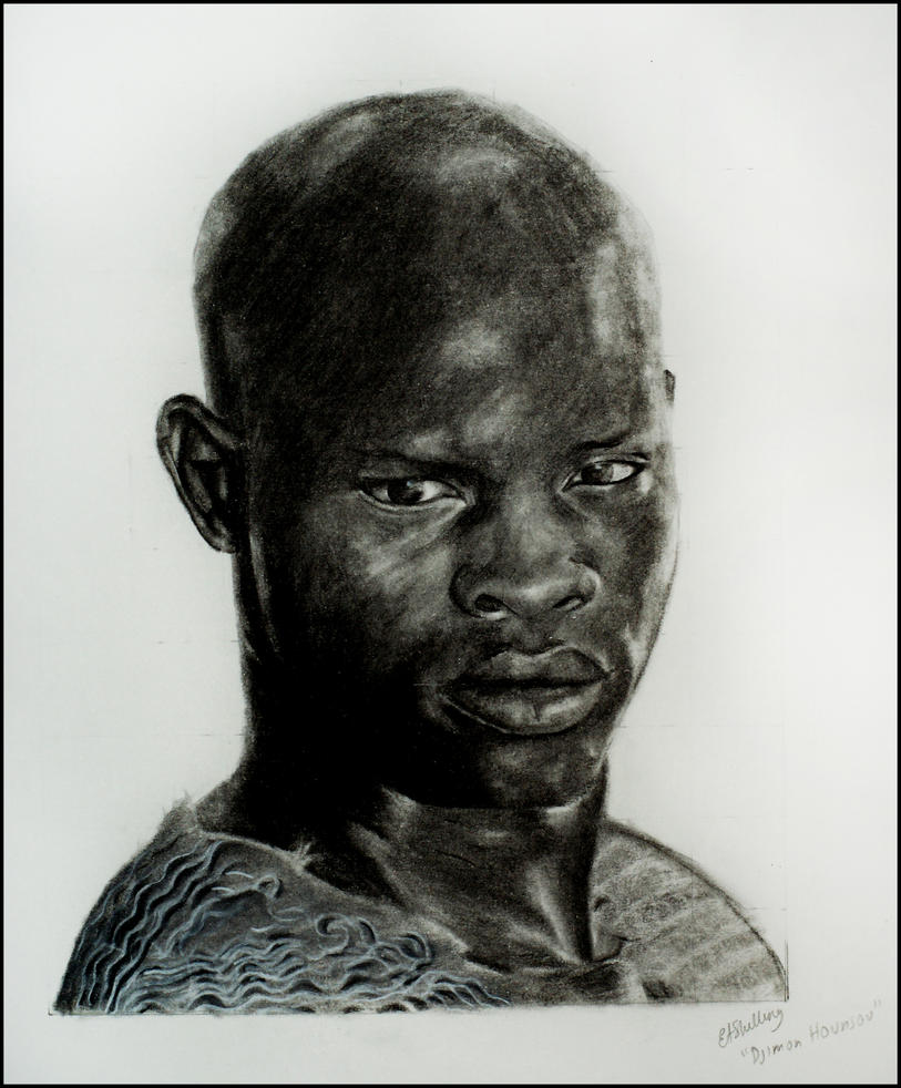 Djimon Hounsou - Photos