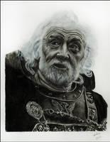 Marcus Aurelius by inyourhonour