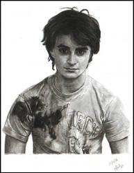 Daniel Radcliffe by inyourhonour