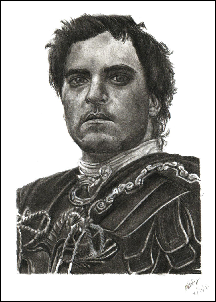 Commodus III by inyourhonour on DeviantArt