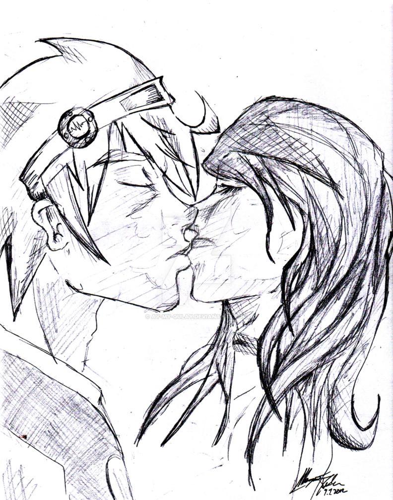 Soul Kiss by Ay-My-Gulay