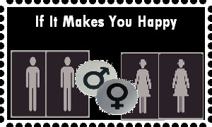 If It Makes You Happy Stamp by XSweetIntoxicationX