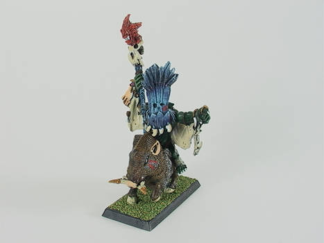 Warhammer Orc Shawman