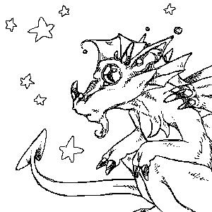 Baby Dragon by ShadowWalkerInc