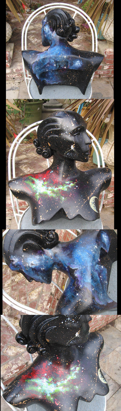 Space Bust