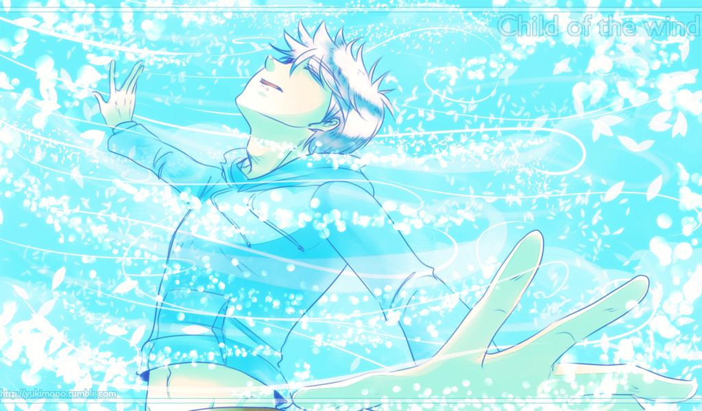 Rotg - Child of the wind by Yuki-mono