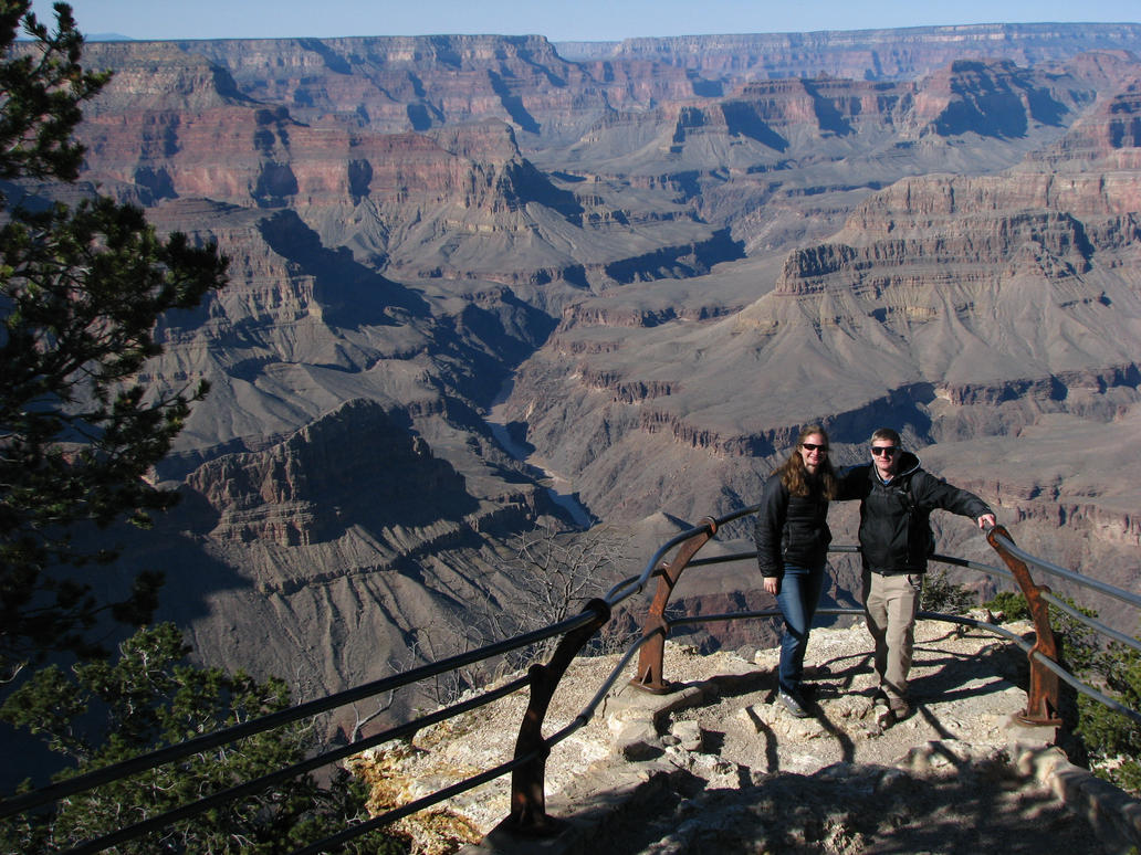 Grand Canyon IMG_8672 by RobMitchem