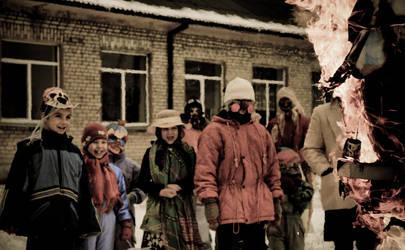 Lithuania, Orphanage visit IV