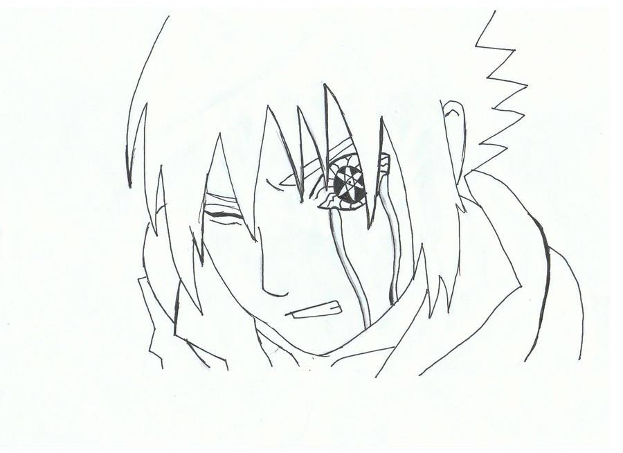 Sasuke Uchiha Sharingan Ipnotico by Ciro3223 on DeviantArt