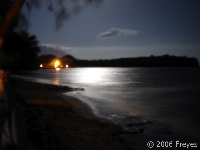 La luna del lago by freyes