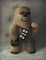 Mini Chewie by KendrickTu