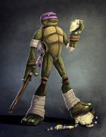 Donatello by KendrickTu