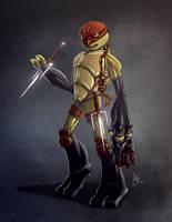 Raphael by KendrickTu