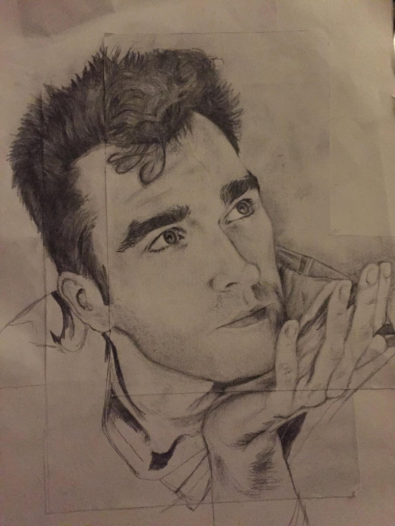 Morrissey WIP by impwings