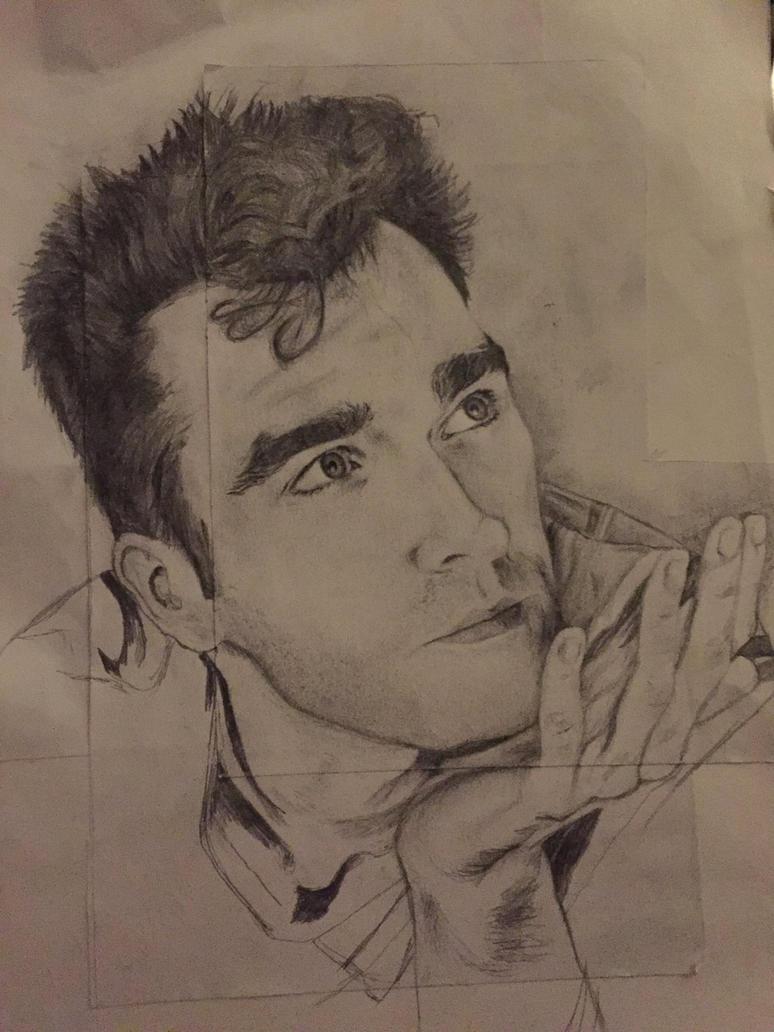 Morrissey WIP by impwings