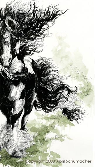 Gypsy by pallanoph