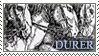 Albrecht Durer stamp by pallanoph