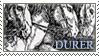 Albrecht Durer stamp by pallanoph