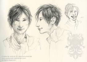 Jin again... by pallanoph