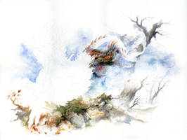Autumnal: Work In Progress by pallanoph