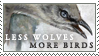 More Birds Stamp