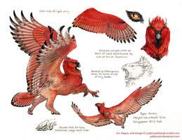 Custom Arctic Aequis: Cardinal