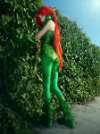 cosplay poison ivy from batman 2