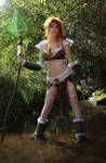 cosplay nidalee from league of legends 5