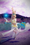 cosplay janna from league of legends 1