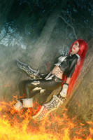cosplay katarina from league of legends 2 by Lucy-Dark-Dreams