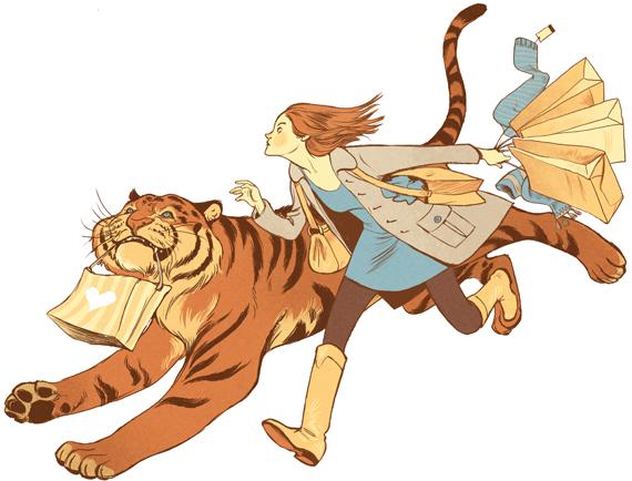 Tiger Shops by 20handstall