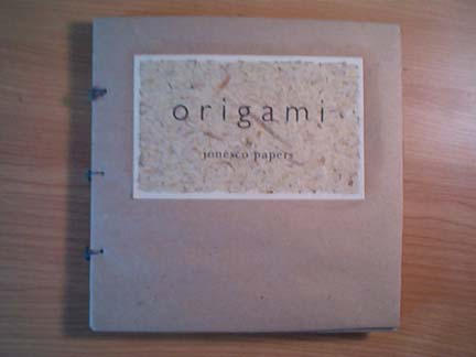 origami book by 1hundredmilesaway