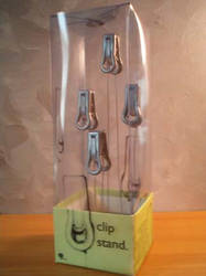 clip stand