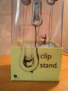 clip stand detail