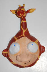 Giraffe Helmet