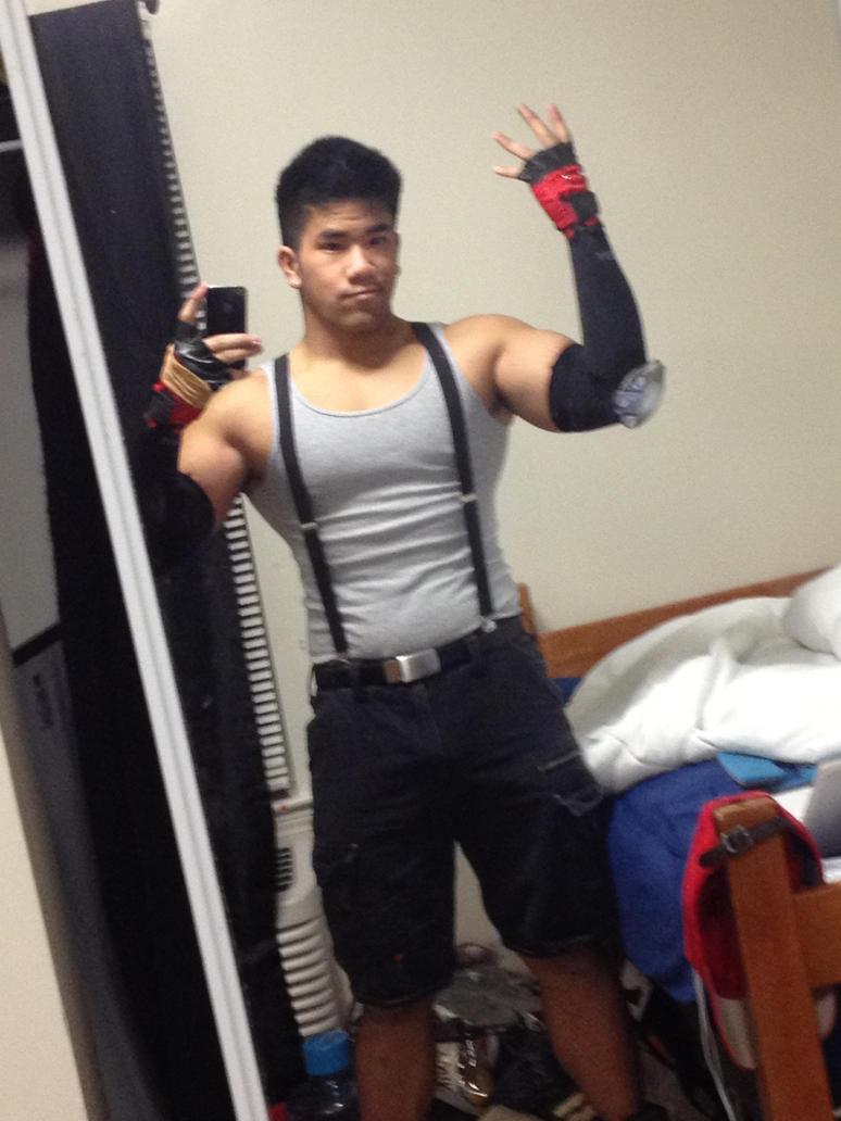 Tifa Lockhart Genderbend Complete 2 by ShinrajunkieCosplay
