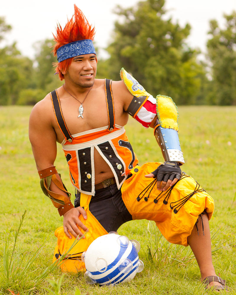 Wakka Chillin by ShinrajunkieCosplay