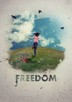 Freedom by DJ-LINZA