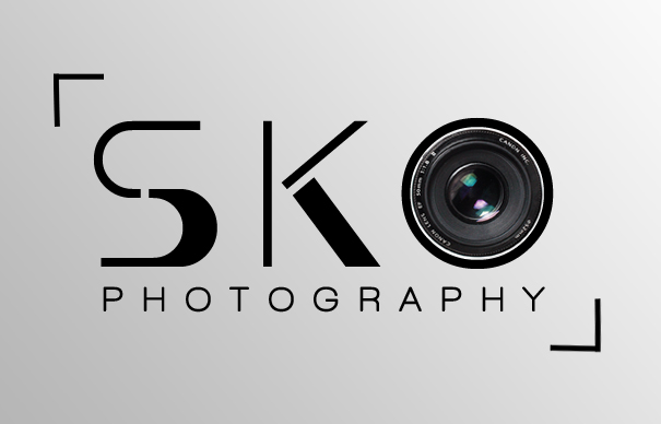 Professional Camera Photography Logo