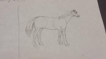 Horse  by DavidTheGreat5