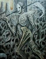 Sorrow Reaper by FrankHeilerArt