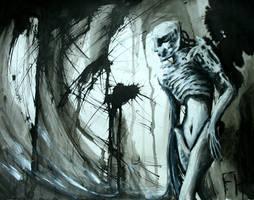Surface Walker by FrankHeilerArt