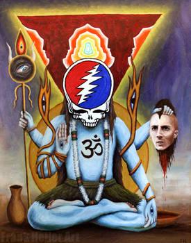 Triad of the Deadhead Shiva