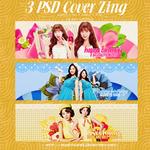 [PSD] 3 PSD Cover Zing_HPBD Seohyun