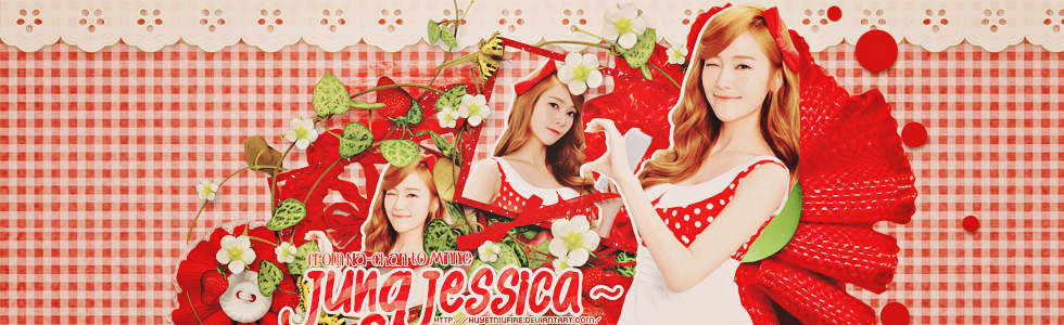 [Cover Zing] Jung Jessica_from Na-chan to Minnie by huyetniufire