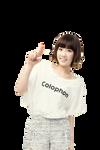 [PNG] Kim Taeyeon-SNSD by Na-chan