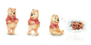 Winnie the Pooh - my version by jeremiasch
