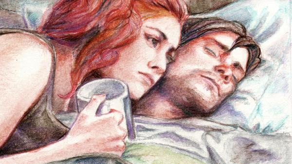 Eternal Sunshine of the Spotless Mind by jeremiasch on ...