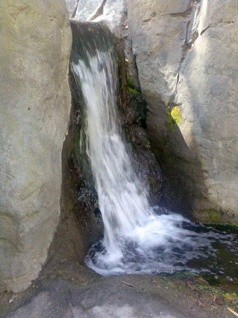 Man Made Waterfall Area 1 By Martywolf92 On Deviantart